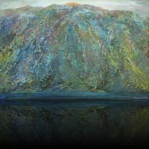 Черногория. 60 x 90 холст, масло 2011