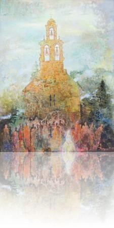 Праздник. 80 x 60 2012