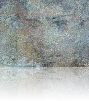 Взгляд. 49 x 65 холст, масло 2000