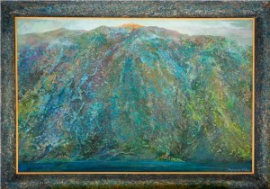 Черногория. 60 x 90 холст, масло. 2011