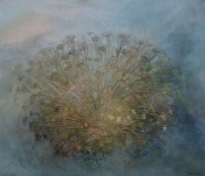 Перекати поле. 140 x 120 холст, масло 2004