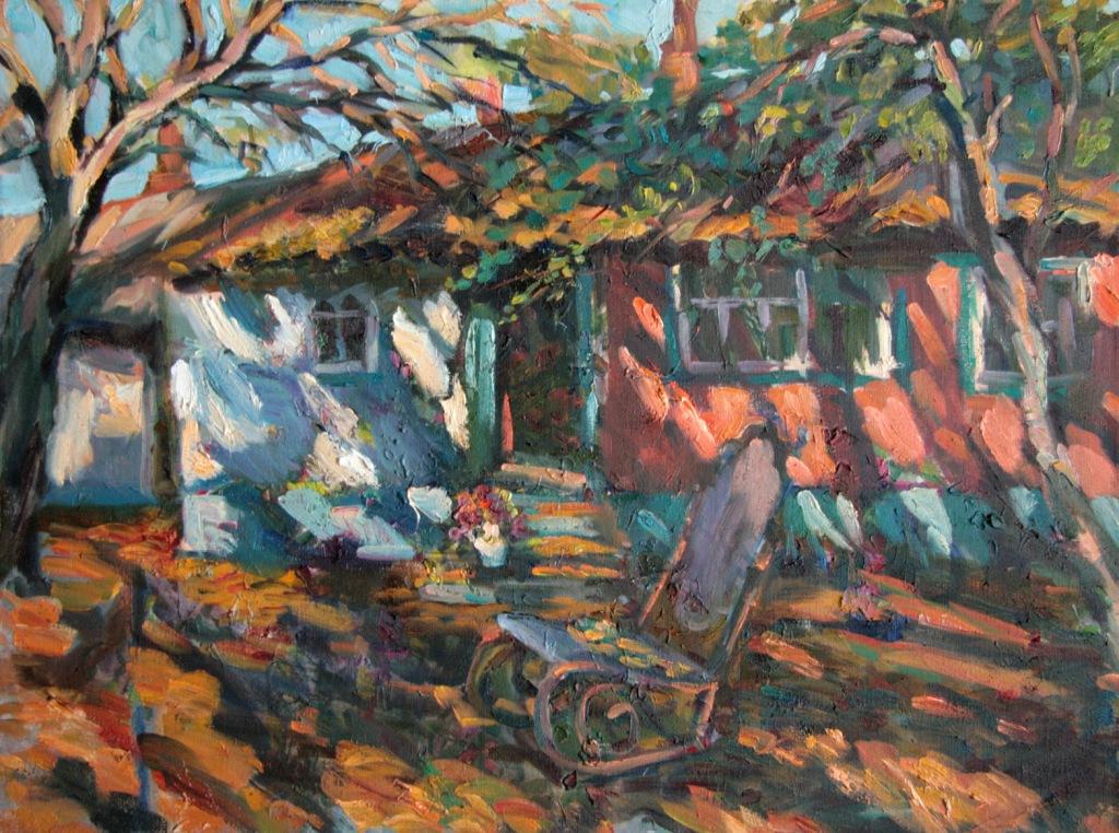 gallery За период с ноября 2011 по октябрь 2012 создано 30 живописных работ